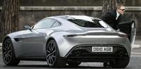 Aston Martin DB10, James Bond y un rodaje en Roma