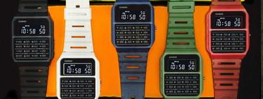 Pull&Bear y Casio juntos en una nostálgica colección de relojes de diseño vintage