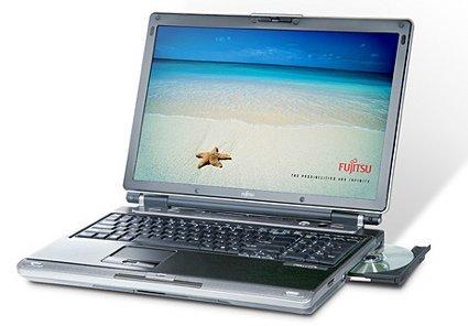 Nueva línea LifeBook N6200 de Fujitsu