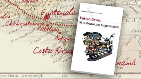 'Si te abrazo, no tengas miedo', un libro de Fulvio Ervas basado en una emotiva historia real