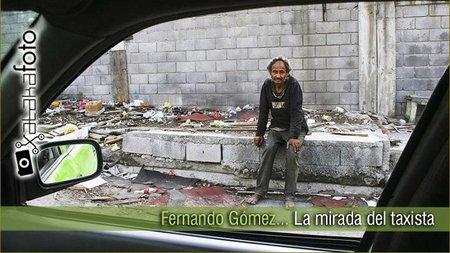 Fernando Gómez, fotografiando con ojos de taxista