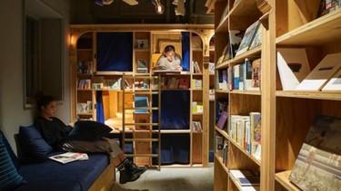 Los libros que te ayudan a soñar también te ayudan a dormir... y en estos dos hoteles lo saben
