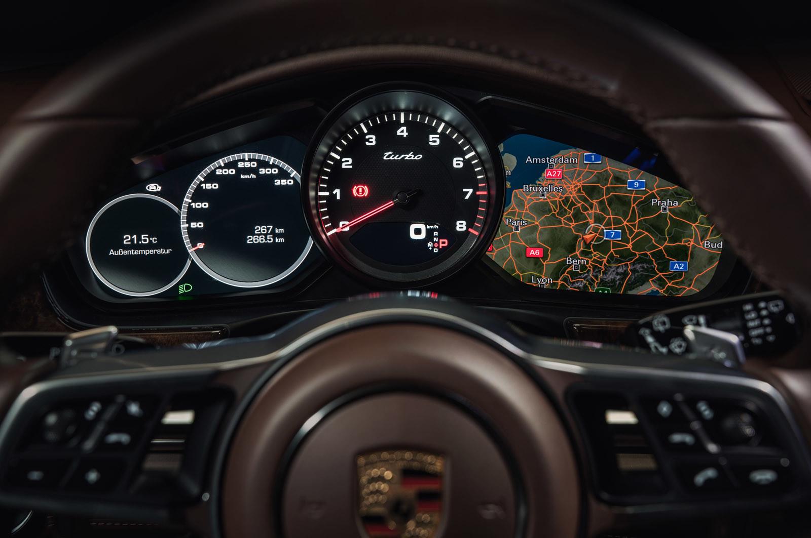Foto de Porsche Panamera Sport Turismo, toma de contacto (64/75)