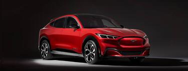 Primer contacto con el Ford Mustang Mach E: un SUV eléctrico de 351 CV que promete ir tan bien como el Mustang de siempre