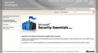 Versión Beta del nuevo Microsoft Security Essentials para finales de año