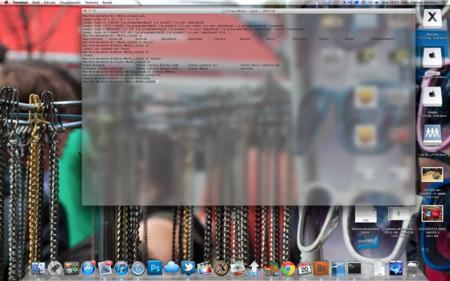Pequeños trucos para el terminal de OS X, repetir comandos