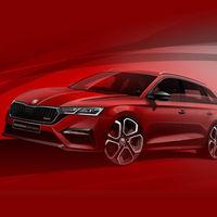 Škoda Octavia RS: todo lo que sabemos de la deportiva berlina a pocos días del Salón de Ginebra