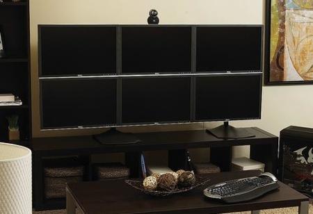 ATi 5870 Eyefinity 6 monitors