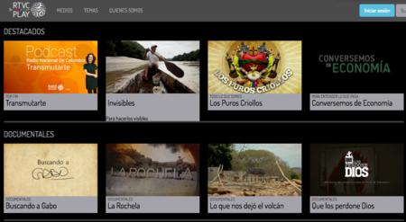 RTVC lanza su nueva plataforma con más de 400 contenidos digitales