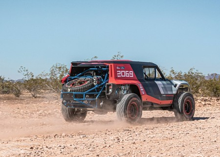 Ford Bronco R Concept 2019 1280 07