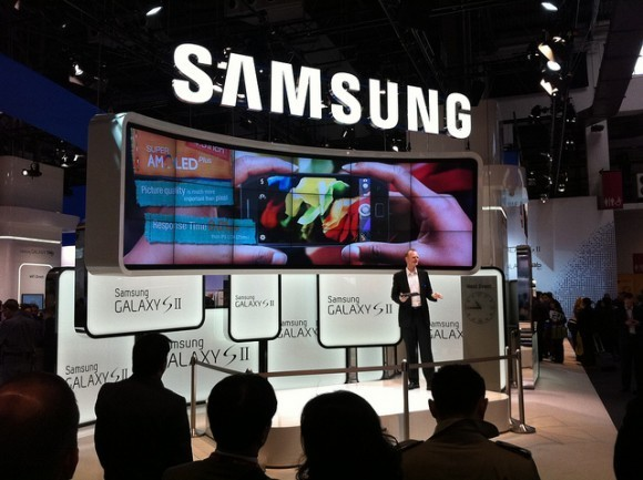Samsung MWC 2012