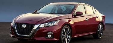 Nissan Altima 2019, el rival del Accord y el Camry se hace más atractivo, pero se despide del motor V6