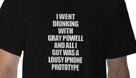 Las aventuras del ingeniero de Apple y su prototipo perdido