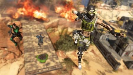 El crossplay de Apex Legends con PC solo se activará si tenemos un jugador de ordenador en nuestro equipo