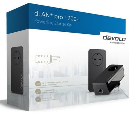 Dlan Pro 1200 Packshot Starter Kit Xl 3490