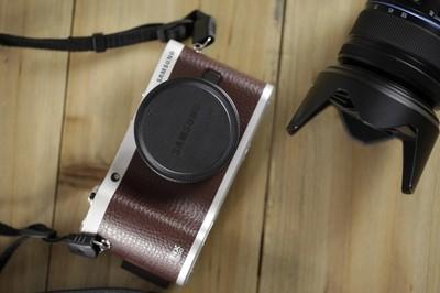 Samsung NX300, a prueba en Xataka