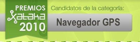 Mejor navegador GPS de 2010: vota a tus favoritos