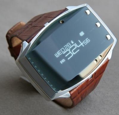 Reloj Seiko que se comunica vía Bluetooth con el móvil