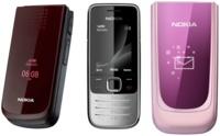 Nokia 2720, 2730 y 7020 acercan Internet móvil a los mercados emergentes