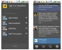 TweetDeck en fase beta llega a Android