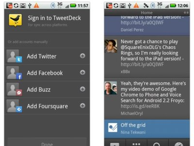 TweetDeck en fase beta llega a Android