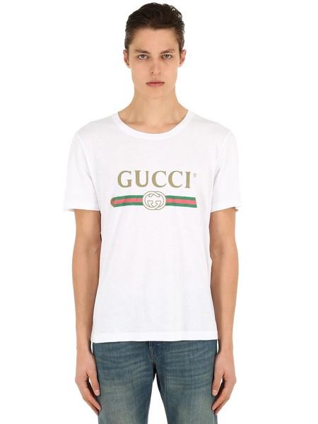 Camiseta Gucci Chico