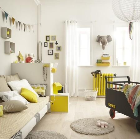 Llega un bebé a casa: 7 ideas decorativas y prácticas para preparar su habitación