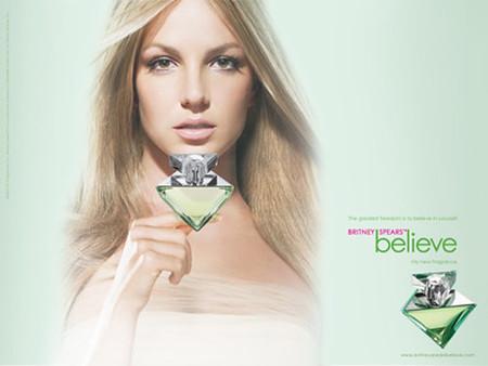 Believe, la nueva fragancia de Britney Spears