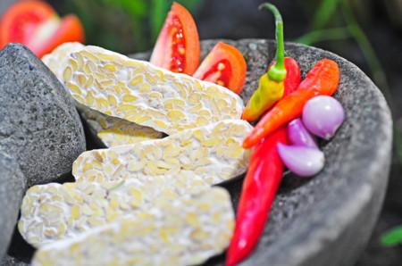 Tempeh, una buena fuente de nutrientes para el deportista vegano