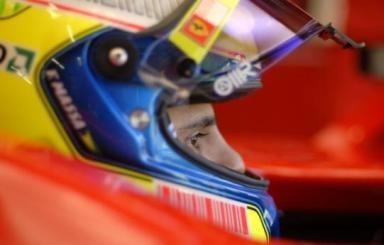 Felipe Massa, favorito al título