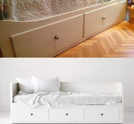 Quieres cambiar un mueble cambia los tiradores - Mueble cama ikea ...