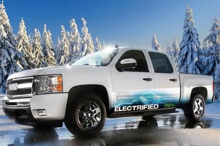Via Motors X-Truck, un pickup eléctrico de 812 CV para el Salón de Detroit