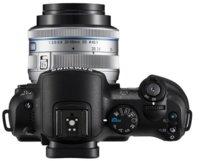 Samsung se gusta con su nueva cámara Samsung NX11
