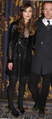 Keira Knightley luce fabulosa de Chanel