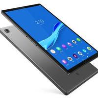 Lenovo M10 Plus (2020): la nueva tablet de Lenovo llega con una batería de 7.000 mAh y un modo especial para niños