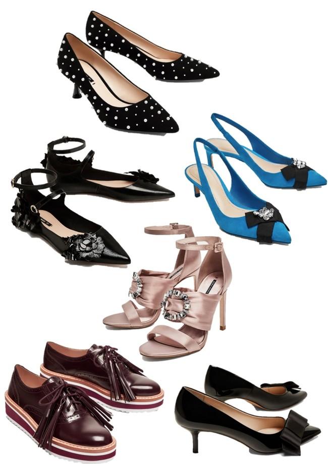 Zara Rebajas Zapatos Clasicos