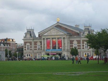 Auditorio Concertbourg Amsterdam