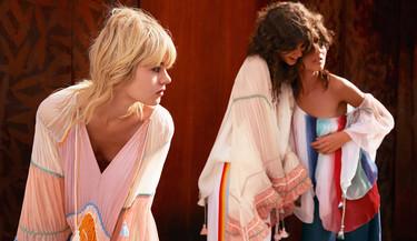 Explosión de color y de vestidos bonitos en la campaña Primavera-Verano 2016 de Chloé