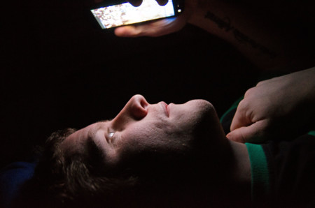dormir smartphone