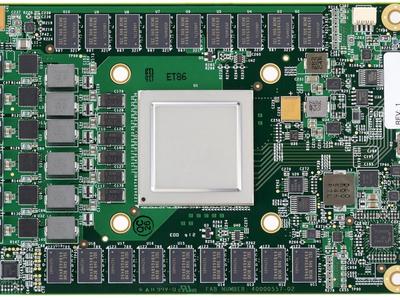 Este es el procesador de Google para inteligencia artificial y machine learning