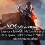 Jugamos en directo a Battlefield 1 a las 19:00h (las 12:00h en Ciudad de México)