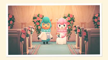 La Temporada de Bodas da comienzo en Animal Crossing: New Horizons, y esto es lo que podrás hacer