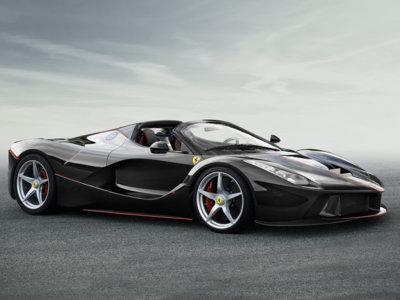 Ferrari LaFerrari Aperta: Perfección sin techo para disfrutar de 963 caballos de fuerza
