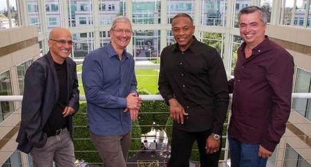 Apple confirma compra de Beats por 3,000 millones de dólares