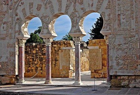 Visita guiada a Medina Azahara con la Cordoba Card