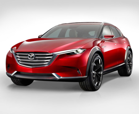 El Mazda Koeru anticipa un nuevo SUV para completar la nueva imagen de Mazda