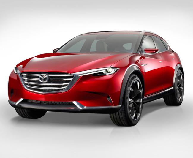 Mazda Koeru Concept 15
