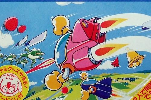 Retroanálisis de Twinbee, el cute 'em up con el que dio la campanada Konami