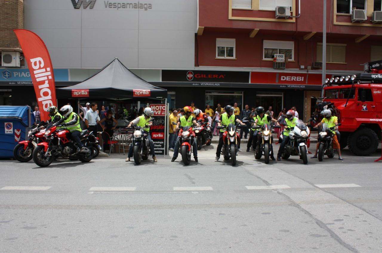 Foto de Moto Live Aprilia Malaga 2010 (1/20)