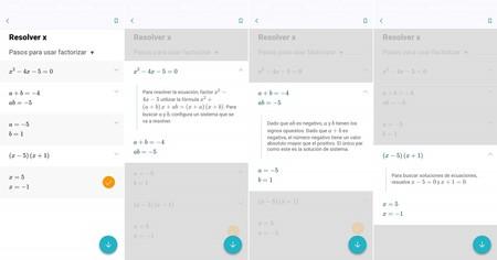 Microsoft Math Solver App Android Resolucion Paso A Paso